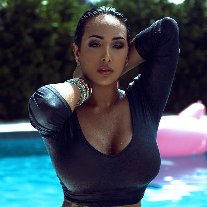 Avangelin Gomez @avangelinmarie – Pic of the Day Double Dose – 2020 Photography