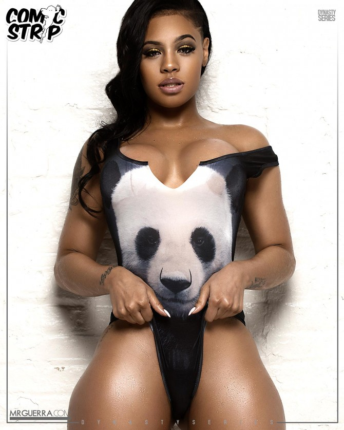 Panda Supreme @pandasupreme: Comic Strip – Jose Guerra