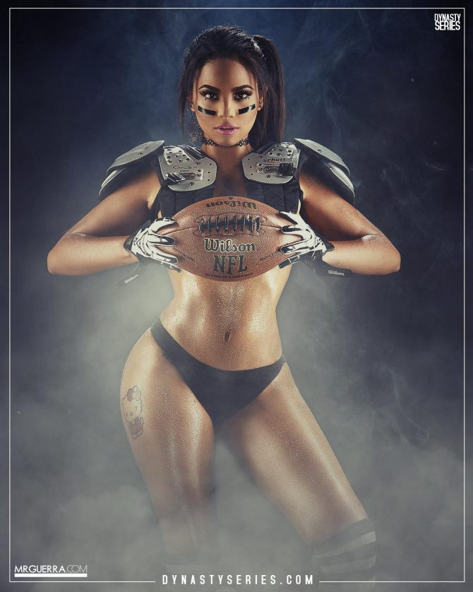 Mimii: 2016 NFL Series x Oakland Raiders – Jose Guerra