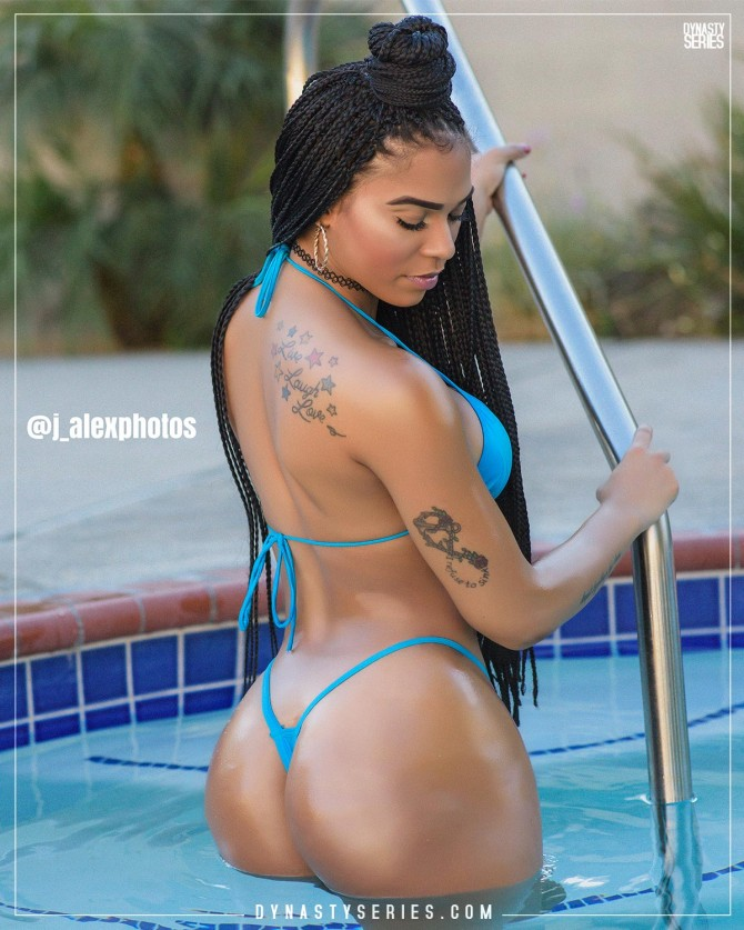 Morgan @shesgorgeousla: Superstar Rising – J. Alex Photos