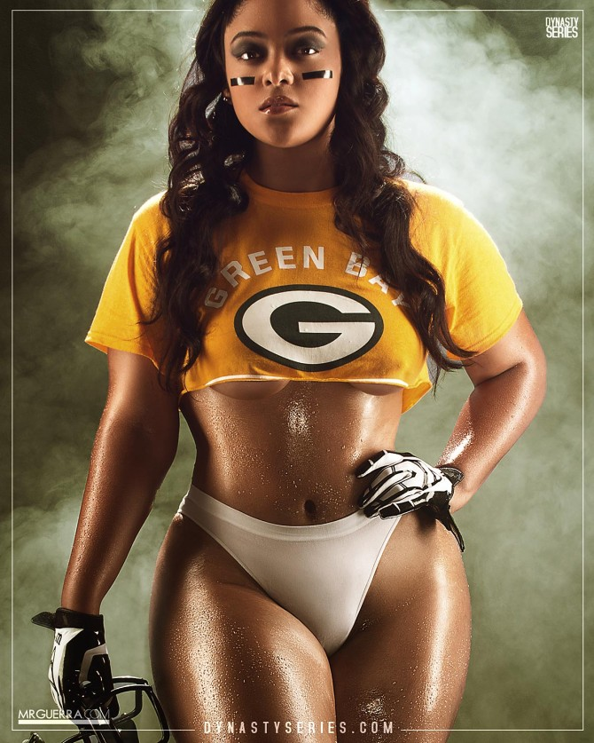 Alicia: 2016 NFL Series x Green Bay Packers – Jose Guerra