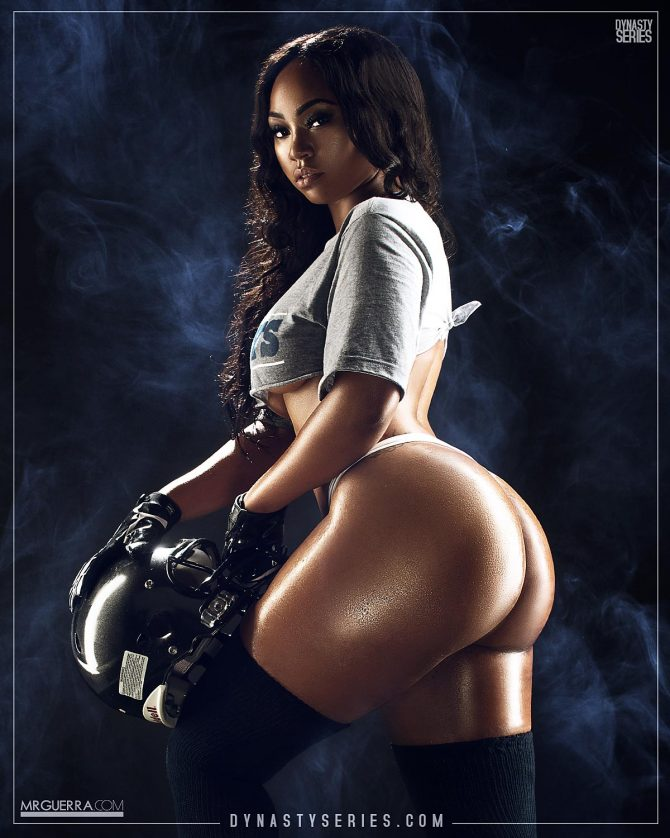 Maraya Lashea: 2016 NFL Series x Dallas Cowboys – Jose Guerra