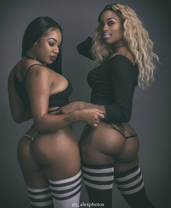 @callher_trouble and @kbwonderland – Introducing – J. Alex Photos