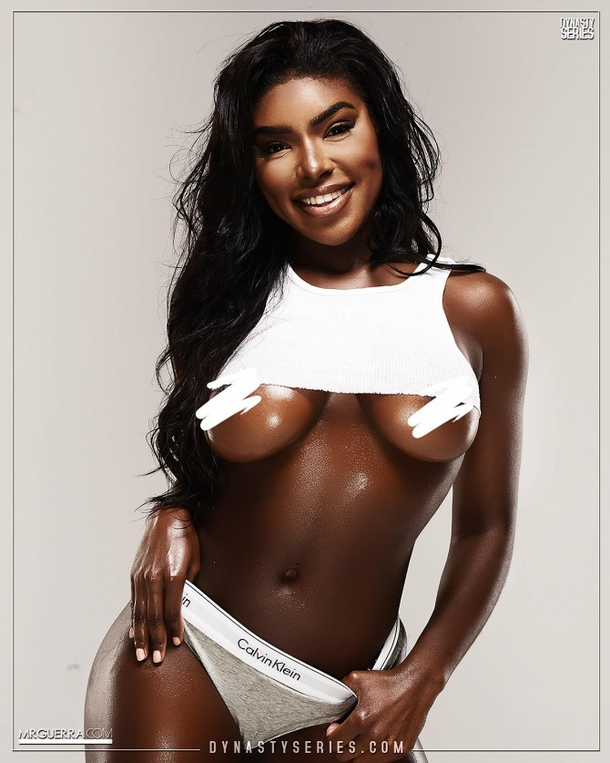 Saida Iman: More of Fitness Goals – Jose Guerra