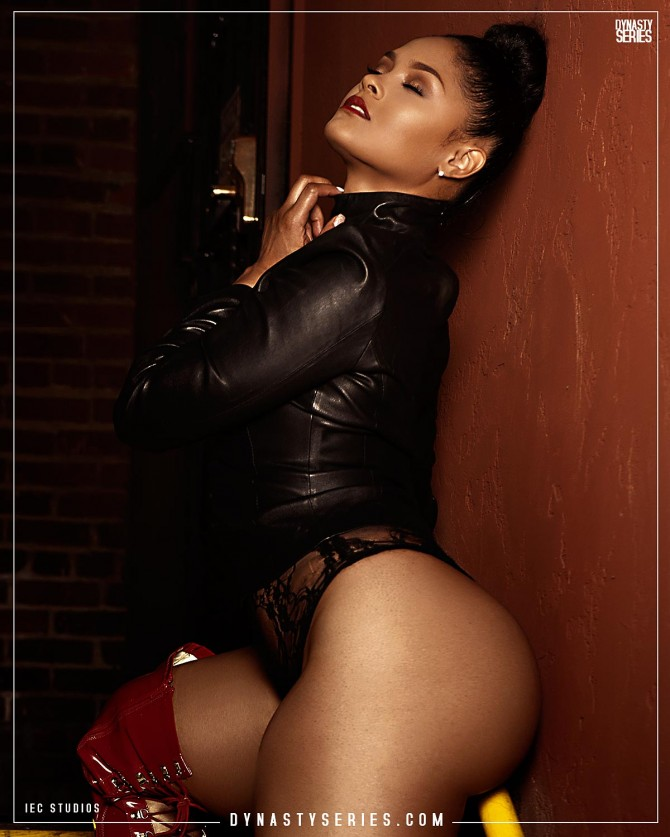 Maliah Michel: Leather Bound – IEC Studios