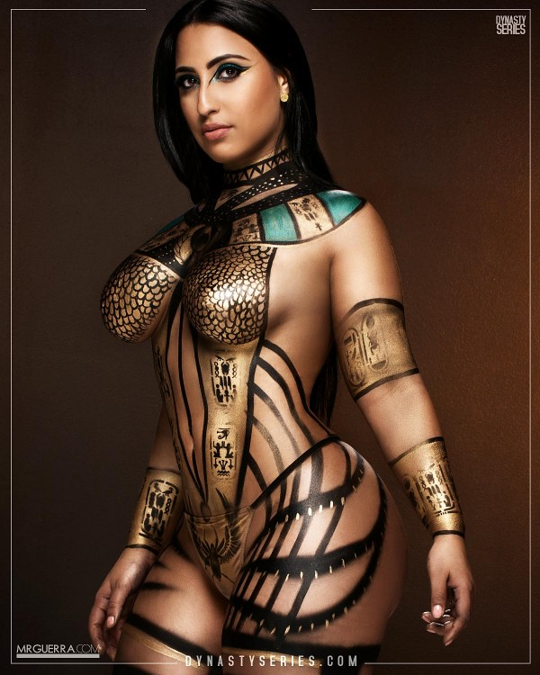 Goddess of Egypt - Jose Guerra x Fernello