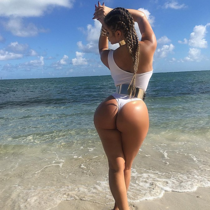 Anastasia Kvitko: Miami Shoot Sneak Peek – DynastySeries TV