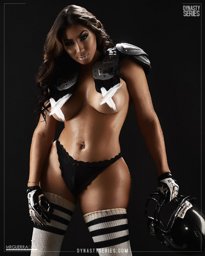 Stephanie Mattel: NFL Series Conference Championship – Jose Guerra