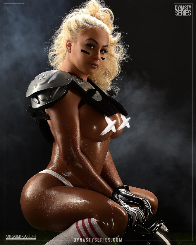 Superstar Jess: NFL Series x Superbowl Week – Jose Guerra