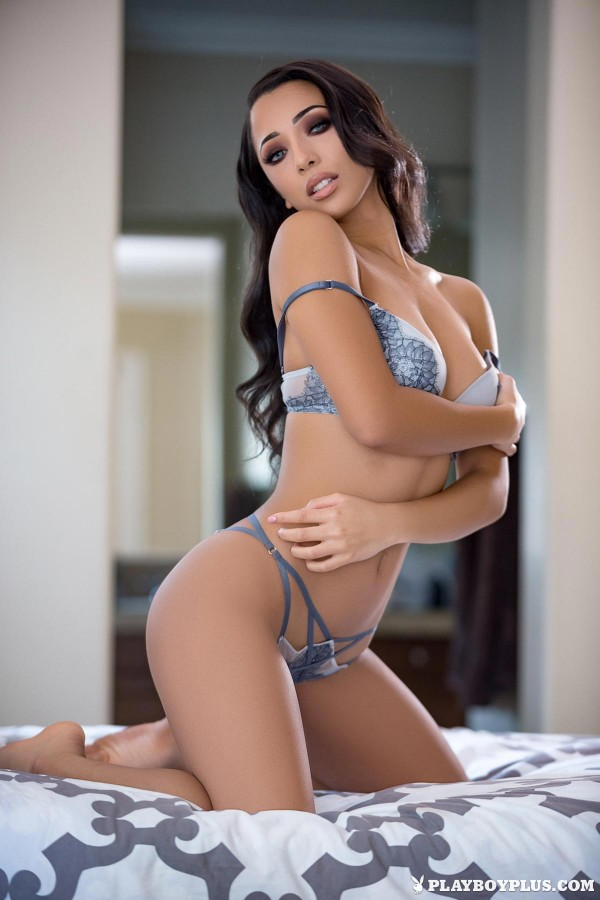 Lexi Storm in Magic Mirror - Playboy