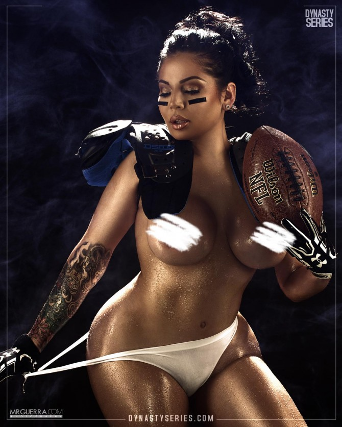 Brizza: NFL Series x Superbowl Week – Jose Guerra