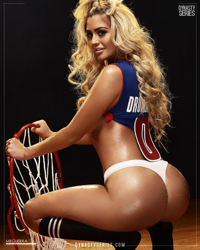Danii Banks: NBA2K17 x All Star Weekend – Jose Guerra