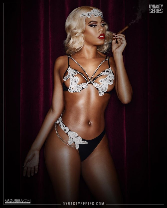 Lady Rosee: Royal Flush – Jose Guerra x PlayroomNYC