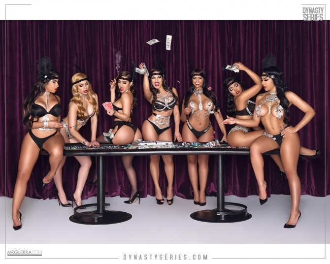 Royal Flush – Jose Guerra x PlayroomNYC