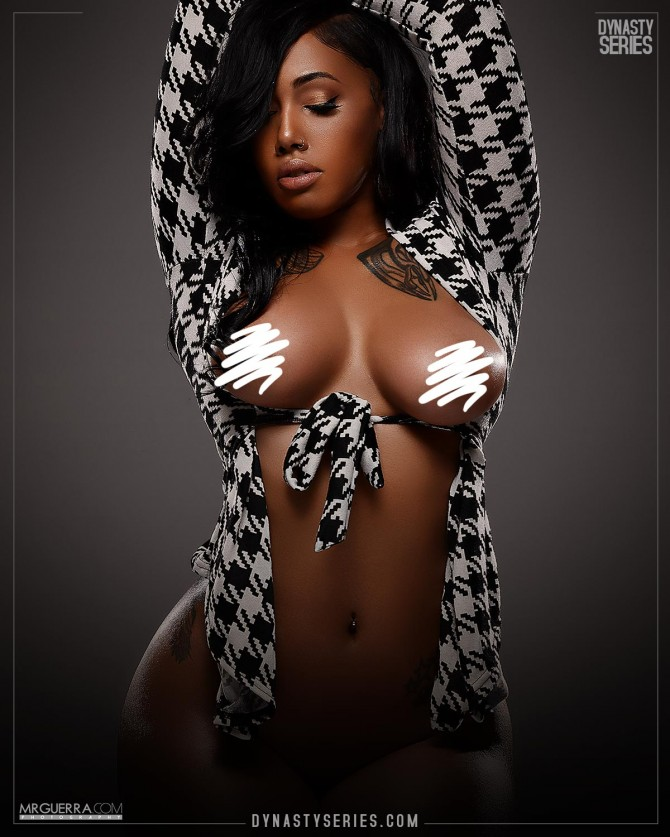 Kitti Kouture: More of King Kitti – Jose Guerra