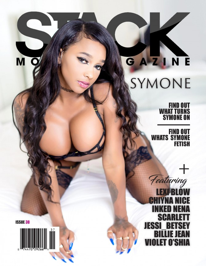 Gypsie Mermaid on cover of Stack Models Magazine #38