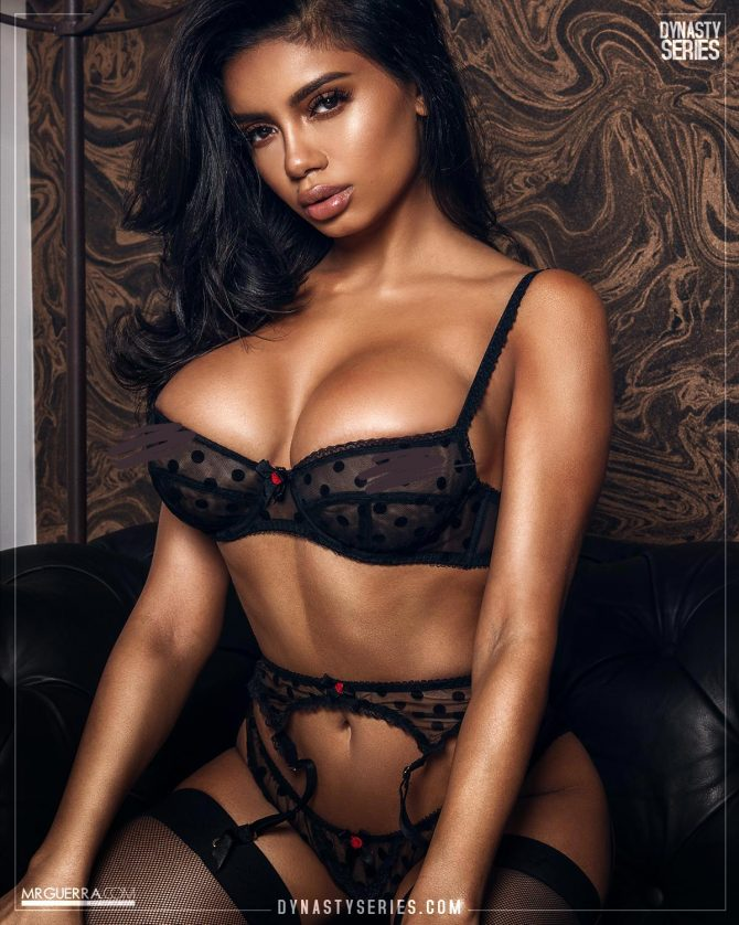 Patricia Hazell: Star Is Born – Jose Guerra