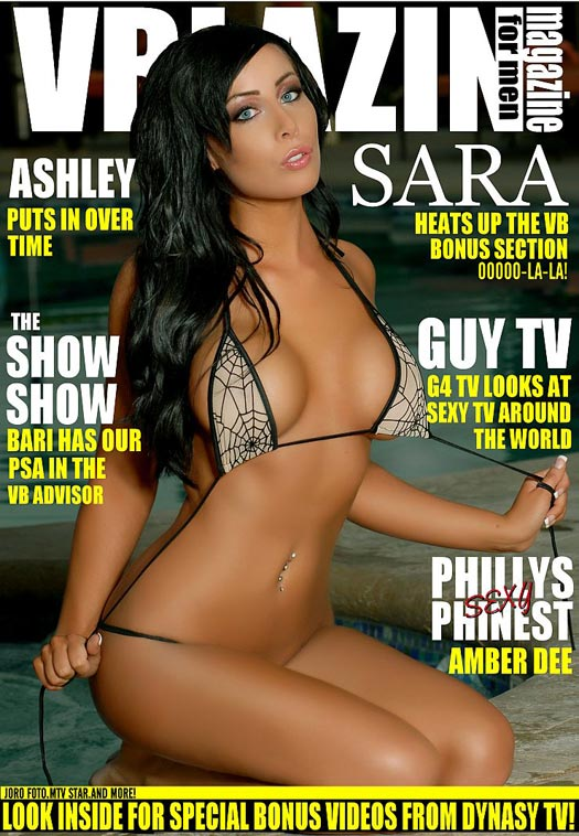 VBlazin.com: June 9th – Sarah, Ashley, Amber Dee, and more!