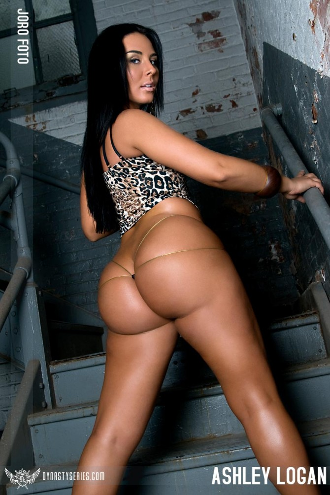 Ashley Logan: Stairwell to Brooklyn Part 1 – courtesy of JoRo Foto