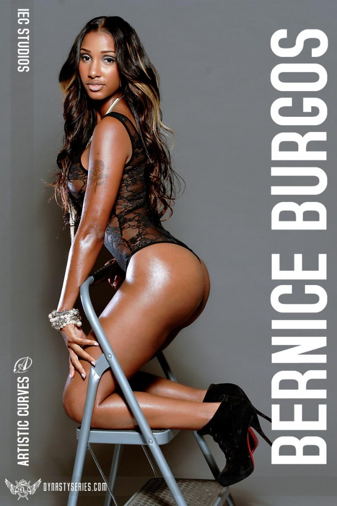 DynastySeries TV: Bernice Burgos – courtesy of IEC Studios and Artistic Curves