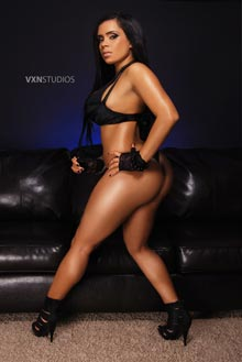 Pic of the Day: Raquel Reign – courtesy of VXN Studios