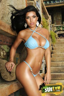 Pic of the Day: Suelyn – courtesy of IEC Studios
