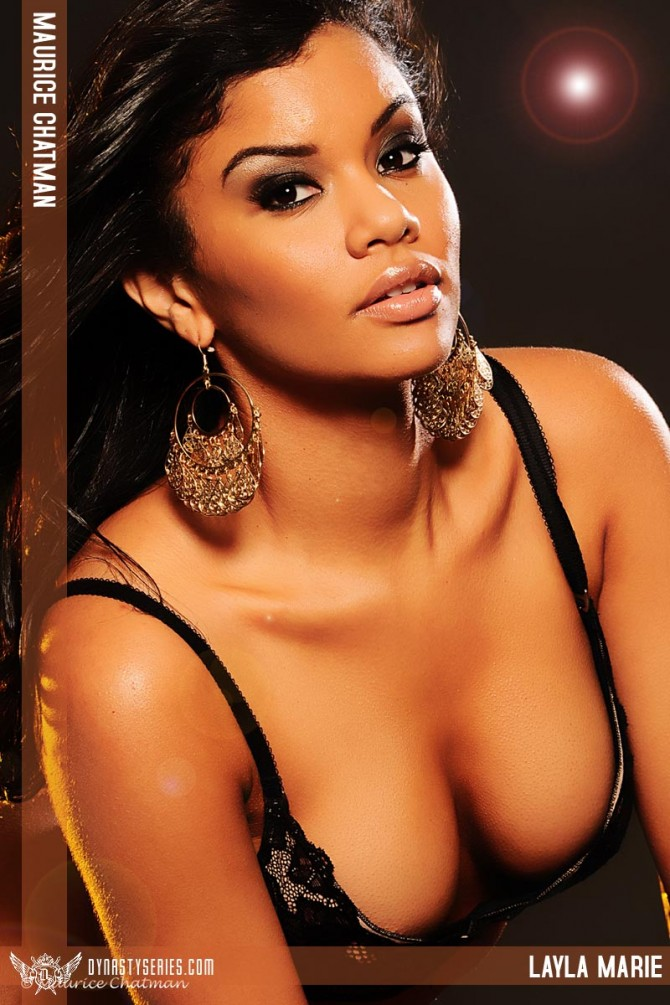 Layla Marie: Golden Pt 2 – courtesy of Maurice Chatman