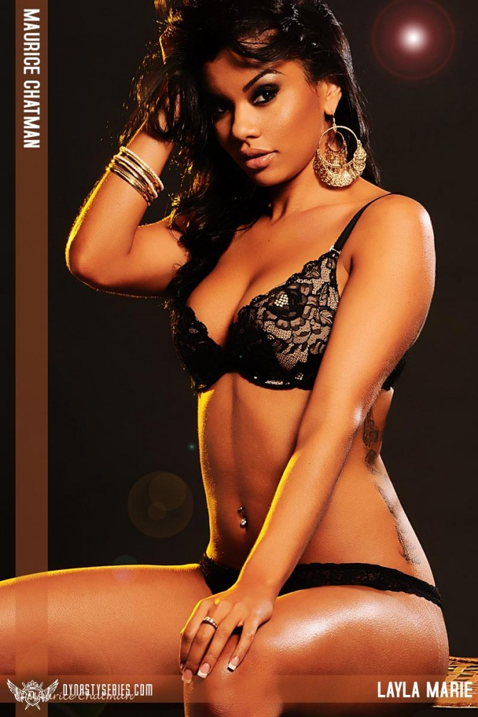 Layla Marie: Golden – courtesy of Maurice Chatman