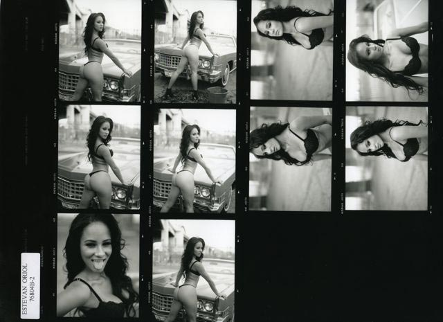Brittany Dailey Outtakes From T.I.T.S. Brand shoot with Estevan Oriol