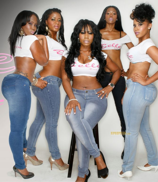 Picture Perfect – Jazzie Belle and the ladies of Belle Ent