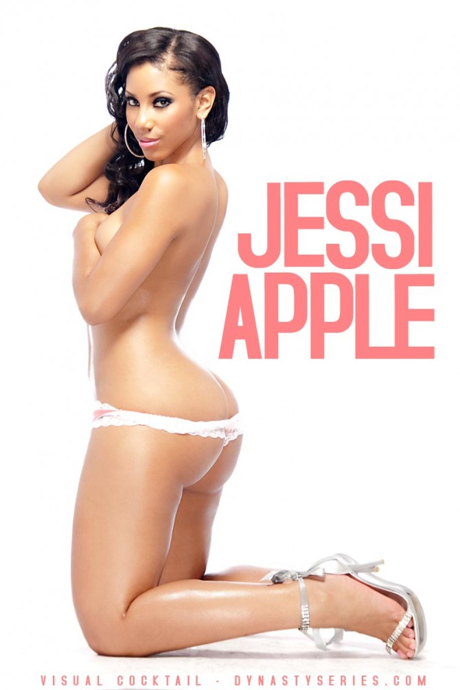 More Pics of Jessi Apple – courtesy of Visual Cocktail