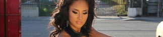 Brittany Dailey On The Set Of Her Black Men Photo Shoot – courtesy of RealTalkNY