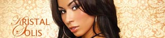 Kristal Solis in 40 on 40 Issue of Blackmen