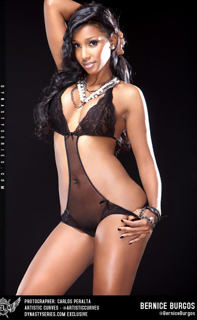 More of Bernice Burgos: Bet on Black – courtesy of Carlos Peralta and Artistic Curves