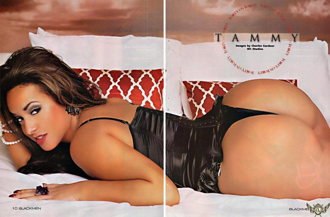 Tammy Torres in Blackmen 40 on 40 – courtesy of IEC Studios