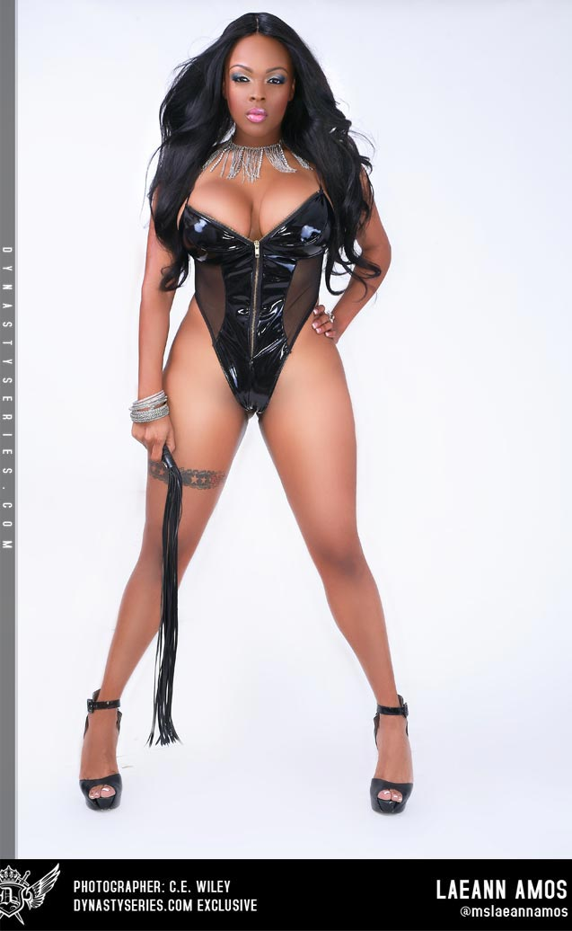 LaeAnn Amos: Miss Whip Appeal – courtesy of C.E. Wiley