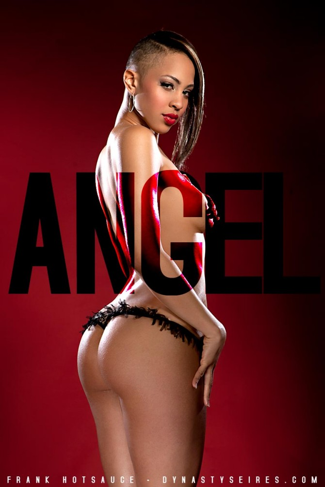 More Pics of Angel: Red Light Special – courtesy of Frank Hotsauce