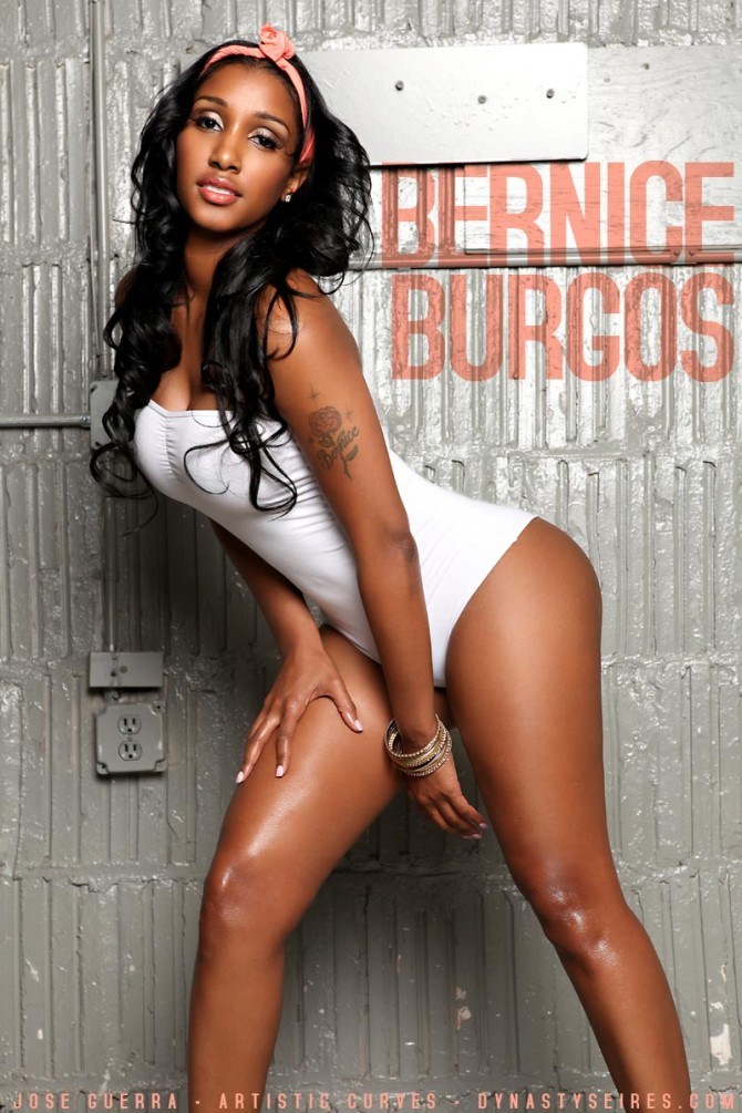 More Exclusives of Bernice Burgos – courtesy of Jose Guerra and Artistic Curves