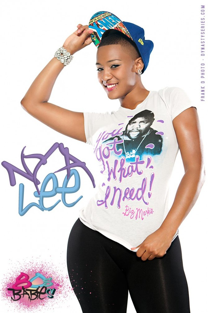 80s Babies: Nya Lee – You Got What I Need – courtesy of Frank D Photo