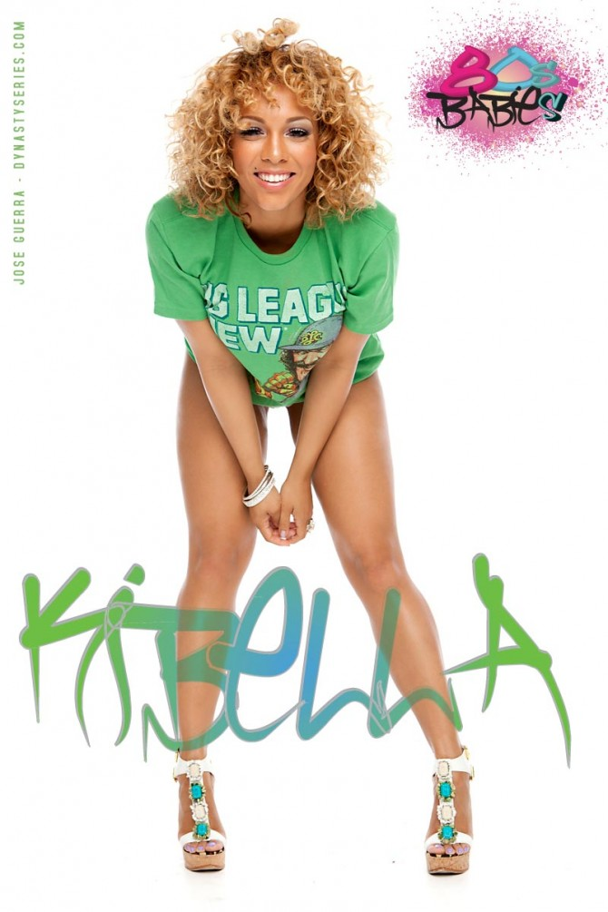 80s Babies: Kimbella – Big League Chew – courtesy of Jose Guerra and TSD Agency