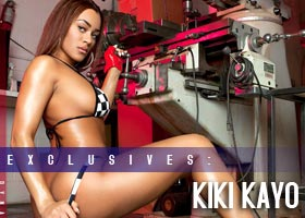 KikiKayo: Heavy Duty – courtesy of Jose Guerra