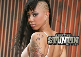 Angel Preview from new issue of Straight Stuntin
