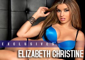Elizabeth Christine: Black and Blue – courtesy of Jose Guerra, Arabelle Modeling, and StarMax PR