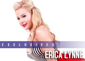 Erica Lynne: Bad Meets Sweet – courtesy of TL Glam Studio