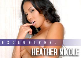 Exclusives Pics of Heather Nikole: Hotel California – courtesy of Karim Muhammad