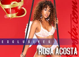 Valentine's Weekend with Rosa Acosta – courtesy of Jose Guerra