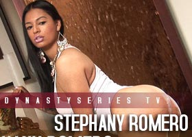 DynastySeries TV: Stephany Romero – courtesy of Frank D Photo and Artistic Curves
