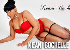 Keani Cochelle in premiere issue of Protype Magazine