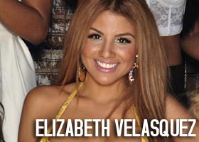 Pics of Elizabeth Velasquez celebrating her BDay