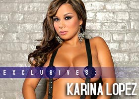 Karina Lopez: Suspended – courtesy of Frank D Photo